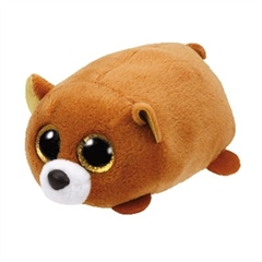 *Teeny Tys WINDSOR -brown bear