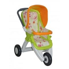 Wózek do lalek Nr2 spacerowa 3-ch kołowa
