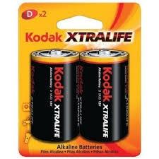 Bateria Xtralife alk. KD-2/ LR20*2szt