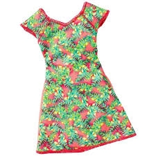S.CENA Barbie modne sukienki FCT12 /36