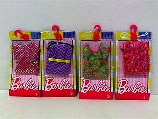 BRB Barbie modne sukienki FCT12 /36