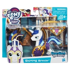 S.CENA Hasbro B7570-My little Pony-Guardiansof Harmony Shining Armor