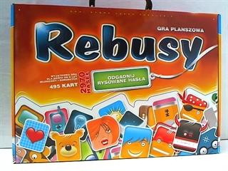 Gra Rebusy