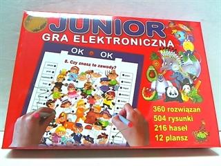 Gra Junior-wiem wszystko