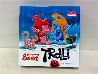 Gra Zaczarowany świat Trolli