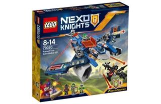 PROM LEGO NEXO KNIGHT 70320 Myśliwiec V2