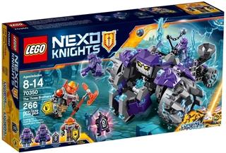PROM LEGO NEXO KNIGHTS 70350 Trzej bracia