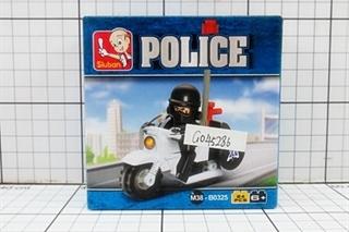 KLOCKI-SLUBAN POLICJA (24 EL.)G045286 GAZ