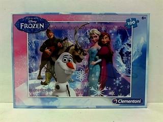-CLE puzzle 100 Frozen