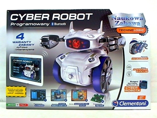 -CLE Cyber robot programowany 60596