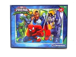 -CLE puzzle 60 Spider-Man 08429