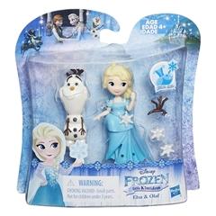 PROM Disney Frozen B5187 Mini Anna i Sven,B5186 Mini Elsa i Olaf,B7466 Mini Anna i Trole,B7467 MiniElsa i babciaPobbie