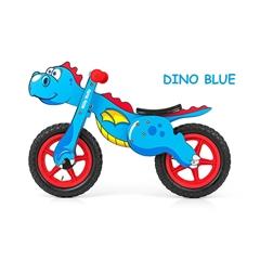 PROM Rowerek Biegowy Dino Blue