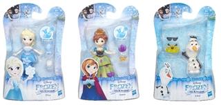 PROM Disney Frozen Mini Laleczka C1198Elsa