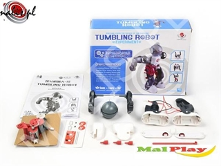 Tumbling Robot zabawka edukacyjna MAL