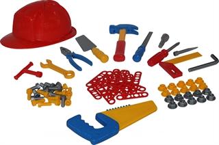Zestaw narzędzi Nr8 (74 elem. w siatce)