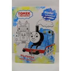 Tomek i przyjaciele. Wodne kolorowanie