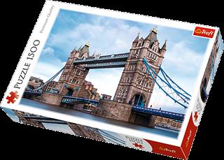 Puzzle -   1500   Tower Bridge nad Tamizą / Trefl