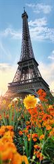 75000   300 Home Gallery - Wieża Eiffela pośród kwiatów   / Trefl