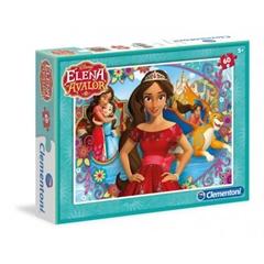 -CLE puzzle 60 Elena di Avalor 08427