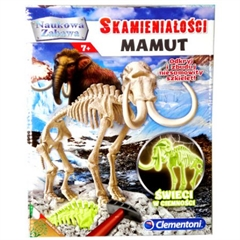 -CLE skamieniałości Mamut fluo 60890