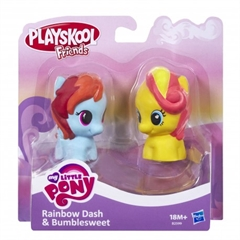 PROM Playskool My Little Pony B2599 2-pak