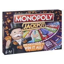 PROM Gra Monopoly Jackpot B7368 HASBRO