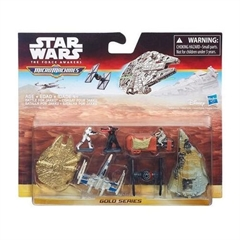 PROM Star Wars Micro Machines B6600 Battle