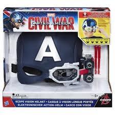 PROM Captain America B5787 Hełm z celownikiem