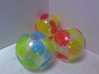 Piłka PVC230MM-4kolory 115486 AR