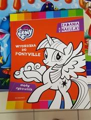 My Little Pony. Mały rysownik
