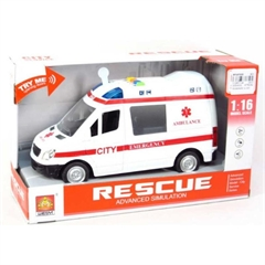 Auto ambulans św./dźw.BA7307 BIG