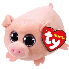 *Teeny Tys CURLY - świńka