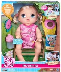PROM Baby Alive Raczkujacy Maluszek B6048