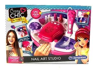 -CLE Crazy Chic studio paznokcia 78257