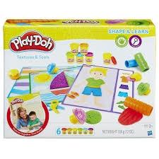 PROM Play-Doh B3408 Zestaw Kreatywny Faktury
