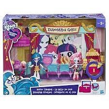 PROM My Little Pony Minis C0409 Zestaw Kinowy