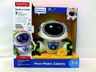 BRB FP Movi Mistrz zabawy - j.polski FKC36/4
