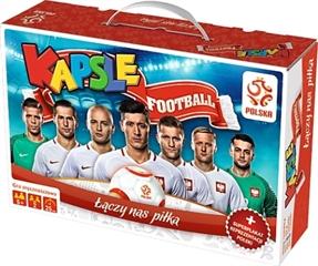 Gra - Kapsle Football PZPN