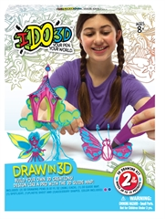 PROM Długopisy 3D Vertical IDO3D 2-pack