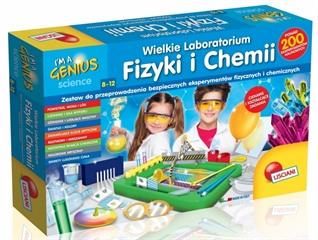 PROM Mały Geniusz - Laboratorium fizyki ichemii