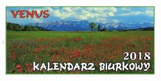 Kalendarz Biurowy B5-2018 Venus BES