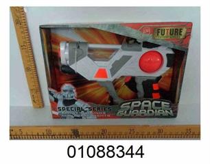 Pistolet kosmiczny na baterie w pudełku 1088344 DRO