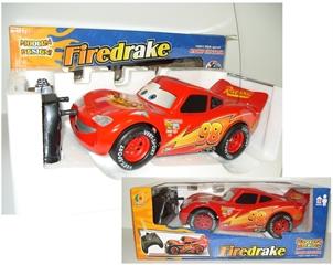 Samochód R/C,FF,rusza buzią,świeci SAA0395 TAS