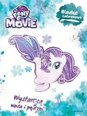 My Little Pony The Movie. Wodne kolorowanie