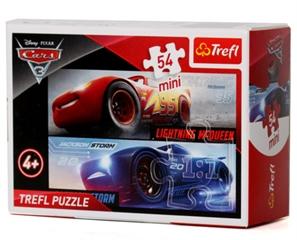 Puzzle   54 mini   - Portret zwycięzcy / Disney Cars 3