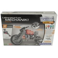 -CLE laboratorium mechaniki - ścigacze 60955