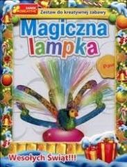 Magiczna lampka. Paw