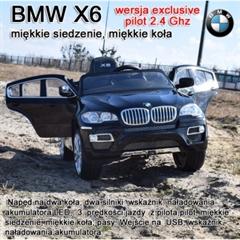 *BMW X6 NA AK JJ-258 CZARNY