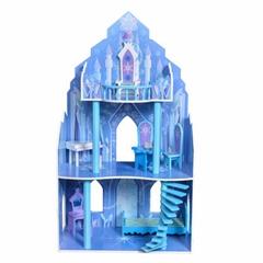 PROM Domek dla lalek rezydencja lodowa 4111